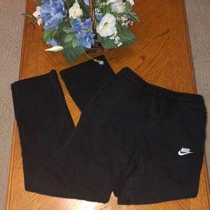 Nike boys sweatpants - XL